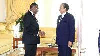 Il compte désormais sur Afriland et les chinois pour lever 220 milliards