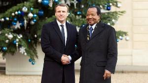 Ce que Macron reproche à Biya