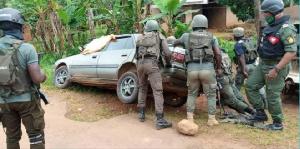 L'opération a été menée par le Col Boum Bissoue