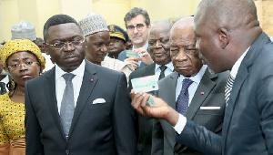Ferdinand Ngoh Ngoh et Mbarga Nguélé