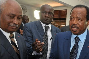 Paul Biya a traité le parti de Kamto de petit parti politique