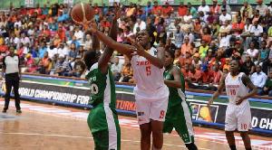 Afrobasket Ball 2015