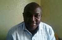 Edmond Kamguia est inquiet