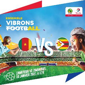 Cameroun vs Zimbabwe