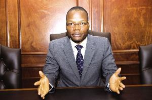 Modeste Mopa Fatoing, Directeur général des impôts