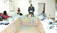 Ils ont porté sur la vision stratégique et l'adoption des instruments de planification.