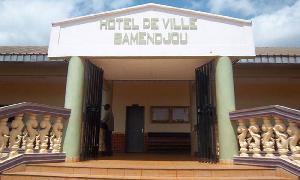 L'hôtel de ville de Bamendjou
