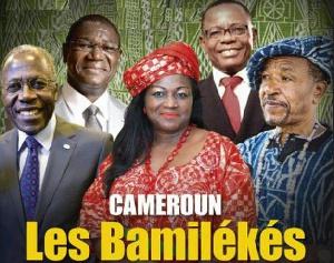 C'est un beau duel quand même entre la France et les Bamiléké  en Afrique