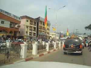 Centre -ville de Ebolowa