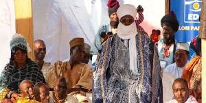 Le sultan Mbombo Njoya
