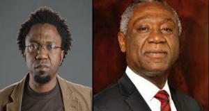 Patrice Nganang et Mvodo Ayolo