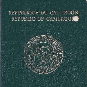 Le passeport camerounais