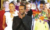 Il est le 1er sub-saharien invité à prendre part à la semaine de la mode à Paris.