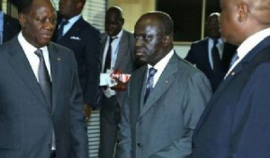 Il a encore fait un appel du pied en direction de Ouattara à qui il dit présenter des excuses