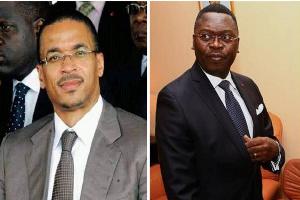 Franck Biya et Ferdinand Ngoh Ngoh
