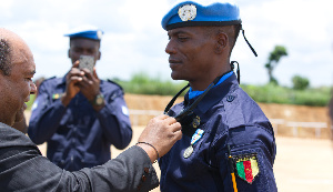 Le Cameroun participe à plusieurs missions de maintien de la paix en Afrique