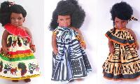 A la découvertes des poupées noires Made in Cameroon