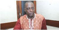 l'écrivain, auteur de quatre ouvrages publiés aux Editions Edilivre, Bachir Ndam