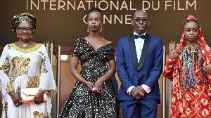 Des acteurs de cinéma africain