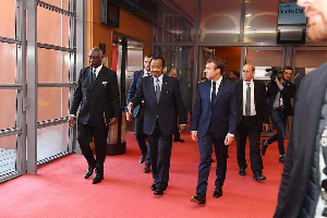 Paul Biya a prévu de se rendre en France en novembre prochain