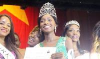 L'ex-Miss Cameroun 2016, Julie Cheugeu Nguimfack