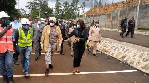 Bangangté sous Célestine Ketcha Courtes était même devenue la 2ème capitale politique du Cameroun