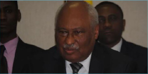 Laurent Esso, ministre de la Justice