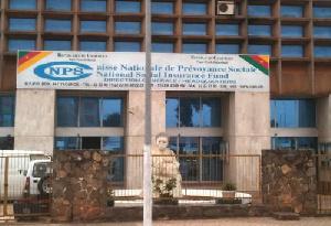 Caisse nationale de prévoyance sociale (Cnps)