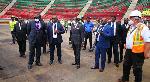 Une visite d'inspection de la Caf arrive à Yaoundé ce lundi 14 juin