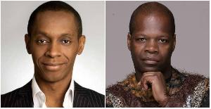 Claudy Siar raconte l'histoire d'amour entre Amobe Mevegue et sa femme Coumba