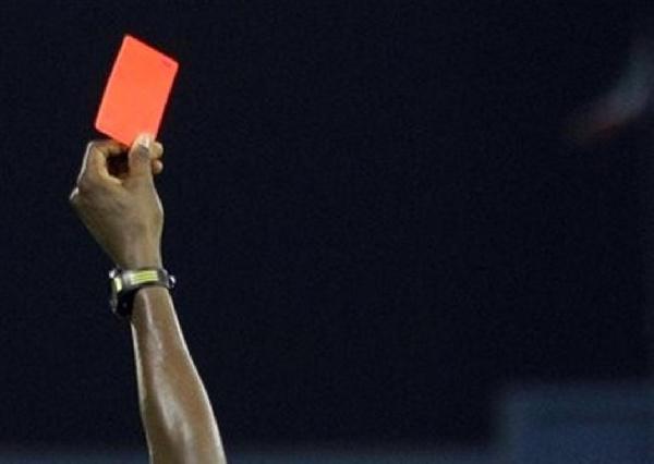 Les arbitres de JSK vs Coton Sport Connu