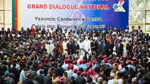 Le grand dialogue national a réuni 2000 participants