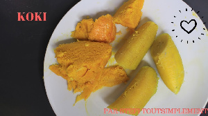 Le Koki, un plat camerounais
