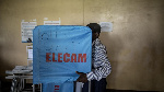 Bureau Vote Election Cameroun