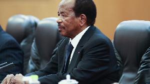 Paul Biya au pouvoir depuis plus de 35 ans a brigué un autre mandat en octobre 2018