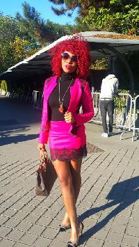 Chantal Ayissi