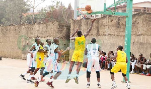 Basketball Premier Regroupement