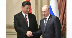 Russie Chine Guerre Cameroun