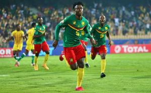 Les lions ont gagné le match  contre les léopards du Zimbabwe