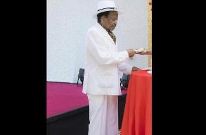 Il dévoilait pour la première fois au public le contenu d'un de ses conseils à Paul Biya