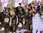 Defile Cameroun  JO 2020