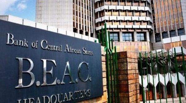 La  Banque des Etats de l'Afrique centrale