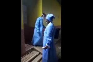 LLe DG de la CNPS sanctionne certains agents de l'hôpital de la caisse à Yaoundé