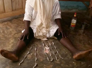 Barry Bastos le marabout escroc qui a arnaqué les ministres de Biya