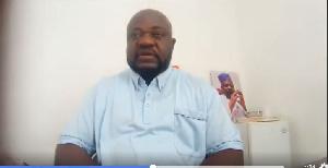 Wakam, le président de la fédération de karaté