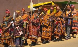Les chefs traditionnels ont été la principale attraction des régionales