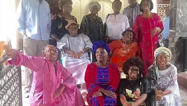 La famille Kadji Defosso