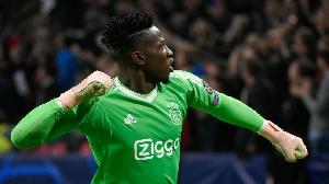 Le jeune gardien de but camerounais André Onana est considéré comme une vraie star en devenir