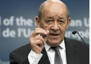 Jean Yves le Drian, ministre français