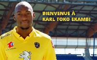 L'international camerounais Toko-Ekambi